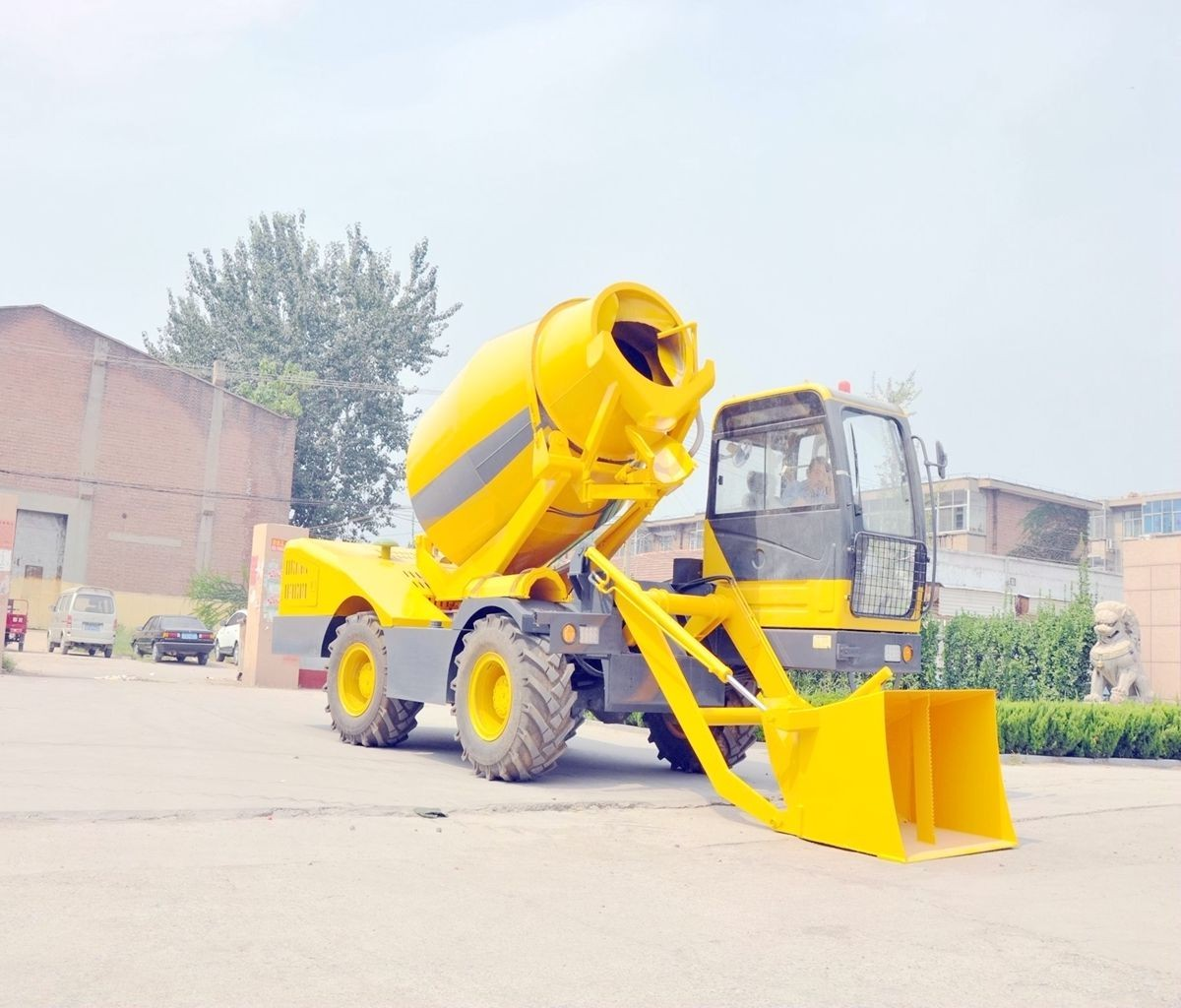 Sales 3.5M3 Batch Self-loading Concrete Mixer, Buy 3.5M3 Batch Self-loading Concrete Mixer, 3.5M3 Batch Self-loading Concrete Mixer Factory, 3.5M3 Batch Self-loading Concrete Mixer Brands