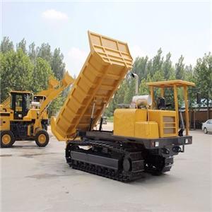6 Tons Capacity Crawler Dumper