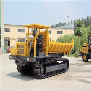 Construction Crawler Dumper