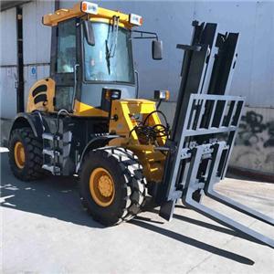 Front End Loader Diesel Forklift Harga