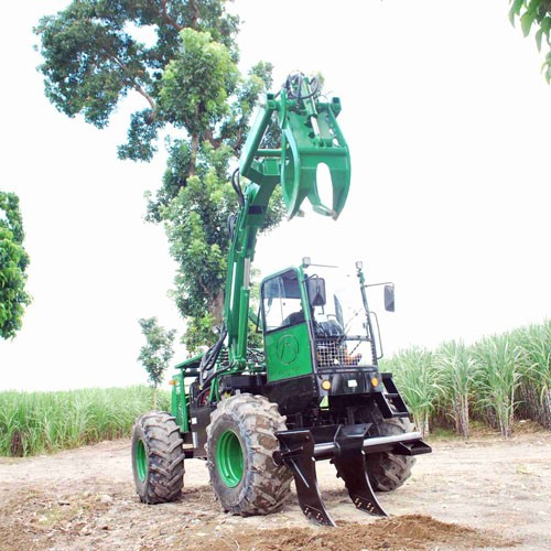 Sugarcane Grapple Loader