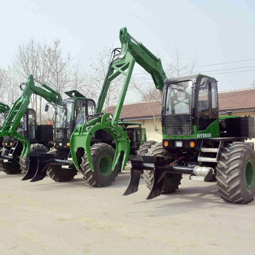 4WD John Deere Sp 1850 Model sugarcane grab loader