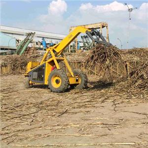 HY-4200 Three Wheel Sugarcane Loader