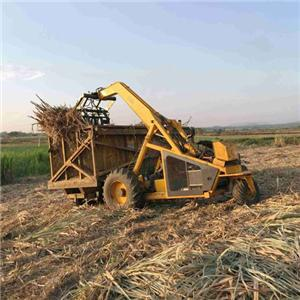 Tri Wheel Sugarcane Loader