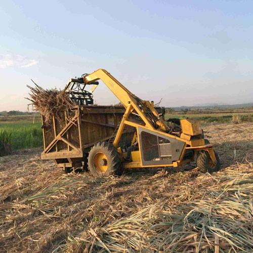 BELL 125A Three Wheels Sugarcane Loader