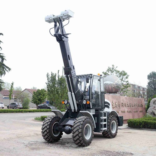 Compact Telescopic Chinese Wheel Loader
