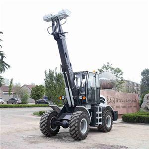 Pemuat Roda Cina Teleskopik Kompak