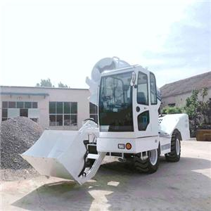 Self Loading Concrete Mixer Price In Kazakhstan