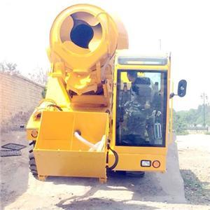 Concrete Mixer Truck Companies