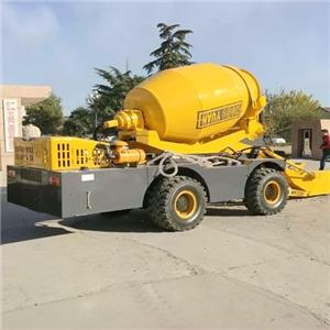 2.5M3 Capacity Concrete Mixer Machine Cement Mixer Machine