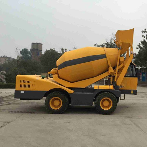 HK 40 Self-loading Concrete Mixer