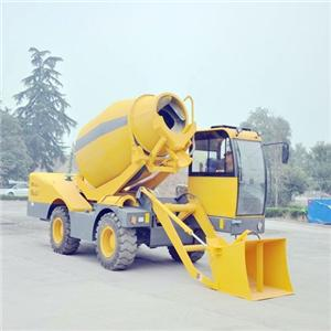 Mobile Concrete Mixer Truck For Sale
