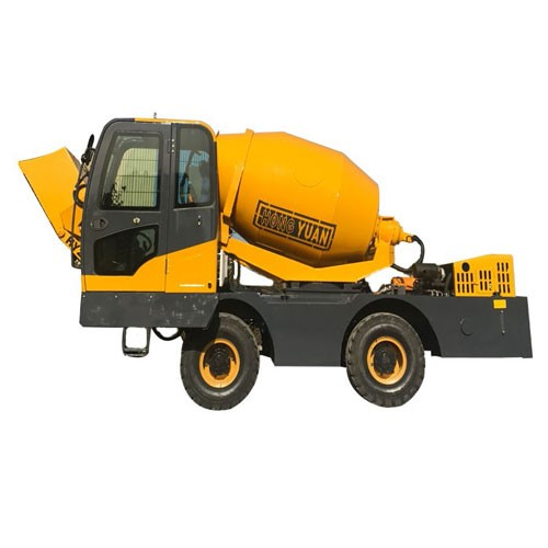 Front Discharge Mixer Trucks For Sale