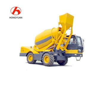 Factory 3.5 Cubic Meters Concrete Mixer Truck For Sale