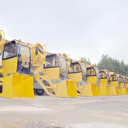 HANK Hot Sale 3.5 4.0 M3 Self Loading Concrete Mixer Truck