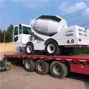1 Yard 350 Liter Concrete Mixer Machine For Sale