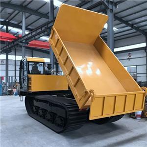 Morooka MST 1500 Crawler Dumper