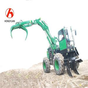 Shenwa SZ-7600 sugarcane grab loader