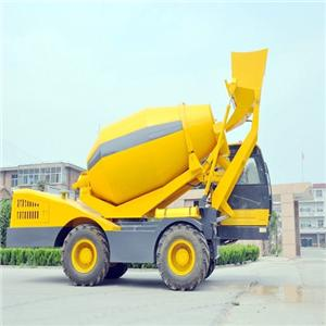 ADDFORCE LT3500 Self Loading Concrete Mixer