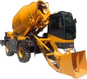 Beton baru Mixer Truck