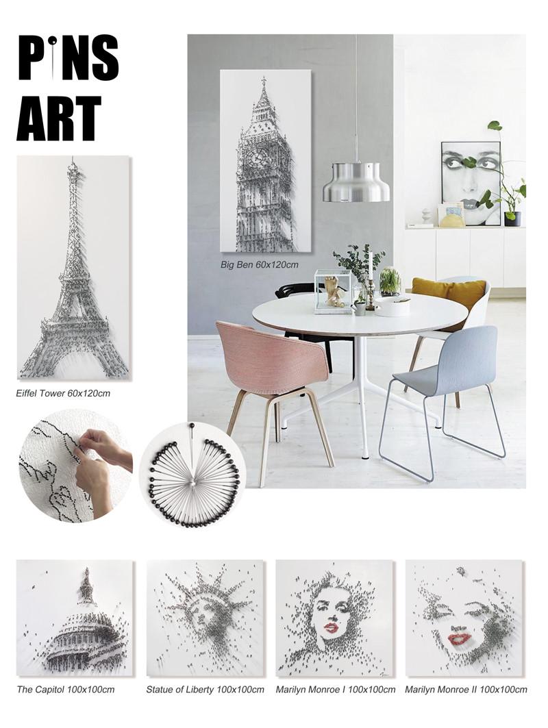 Kreative Kunstwerke