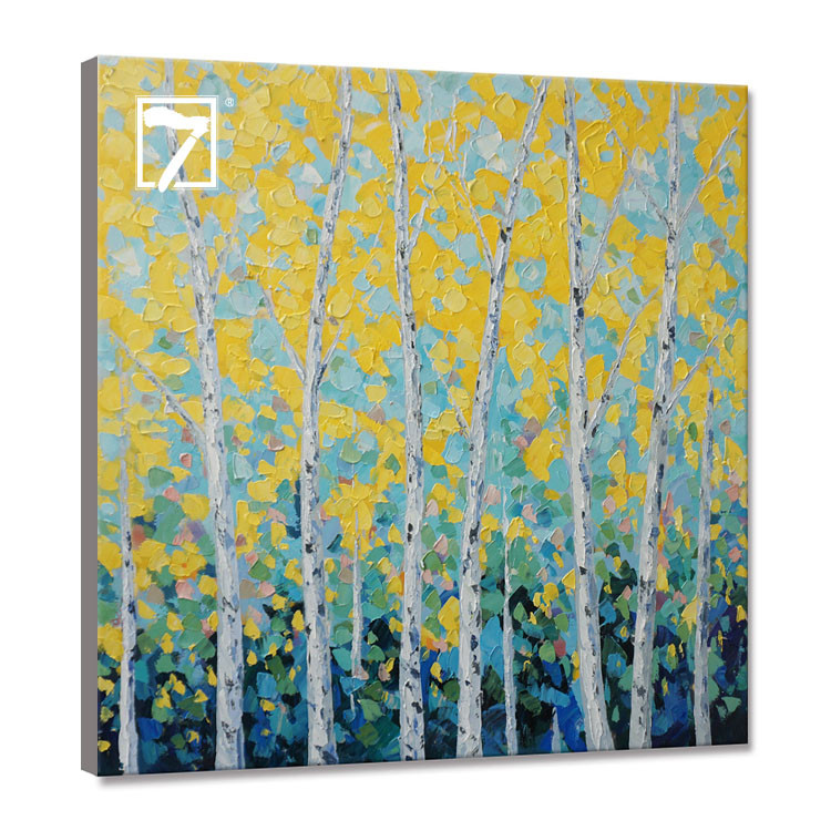 Landscape Tree Wall Art Acrylic Painting Manufacturers, Landscape Tree Wall Art Acrylic Painting Factory, Supply Landscape Tree Wall Art Acrylic Painting