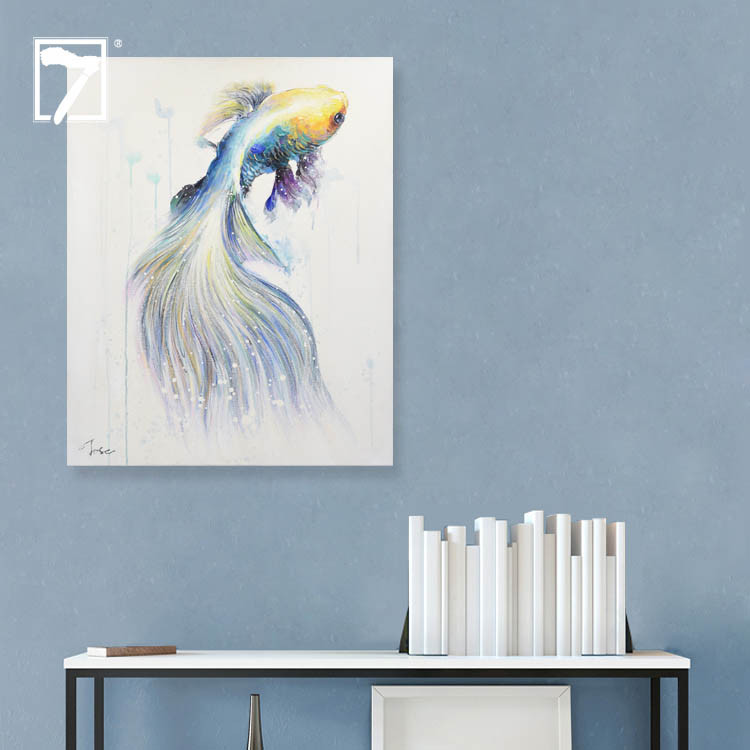 Rumble Fish Canvas Wall Art Manufacturers, Rumble Fish Canvas Wall Art Factory, Supply Rumble Fish Canvas Wall Art