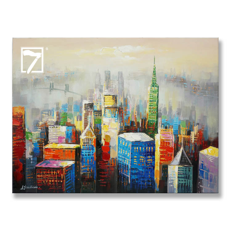City Scape Stretched Canvas Art Manufacturers, City Scape Stretched Canvas Art Factory, Supply City Scape Stretched Canvas Art