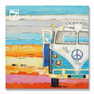 Decorative Artwork Combi Van Painting
