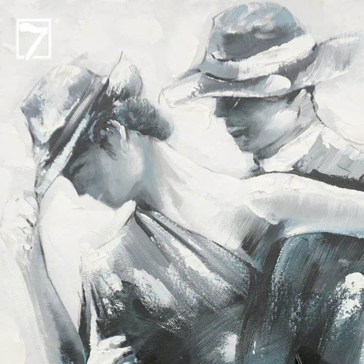 Modern Wall Art Romantic Tango Painting Manufacturers, Modern Wall Art Romantic Tango Painting Factory, Supply Modern Wall Art Romantic Tango Painting