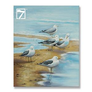 Sea Bird Stretched painting Bilder
