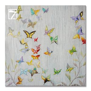 Commercial Paining Manufacturer Flying Butterflyies