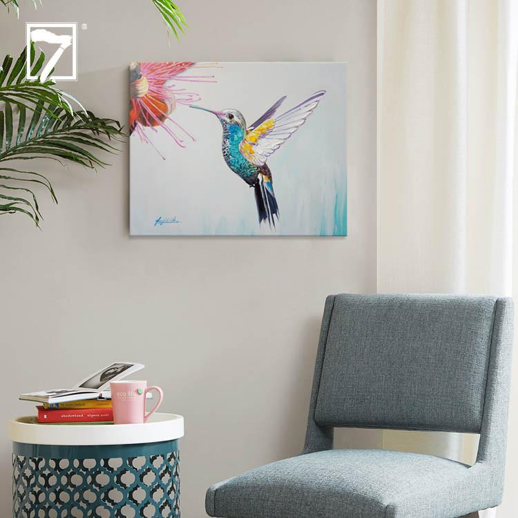 Oil Painting Hummingbird Modern Wall Art Manufacturers, Oil Painting Hummingbird Modern Wall Art Factory, Supply Oil Painting Hummingbird Modern Wall Art
