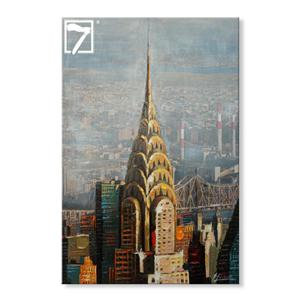 Fabricante de pintura popular Chrysler Building