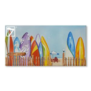Decorative Seascape painting