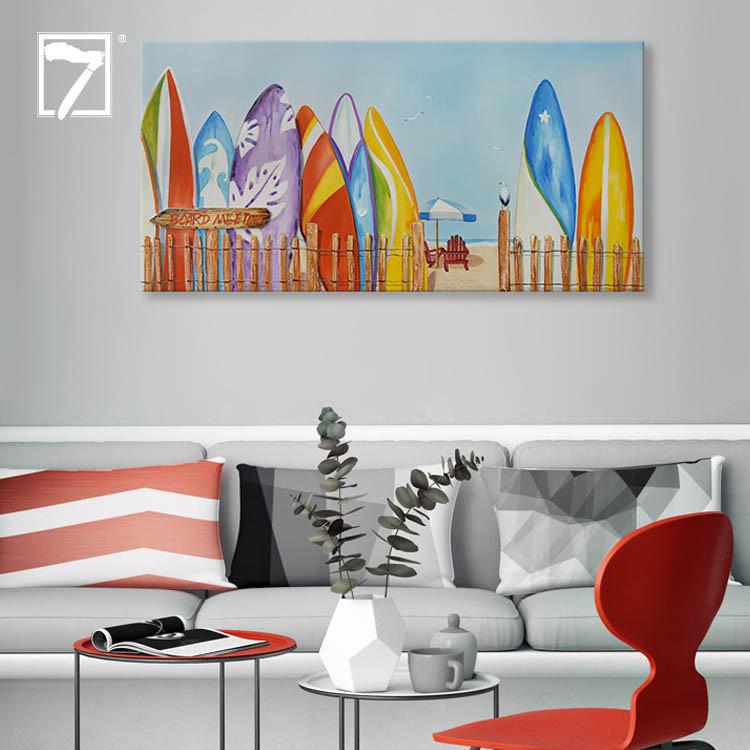 Decorative Seascape painting Manufacturers, Decorative Seascape painting Factory, Supply Decorative Seascape painting