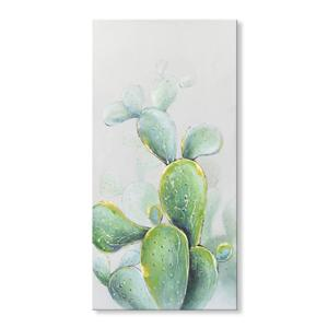 Wholesale Handmade Plant Cactus Painting