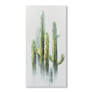 Newest Style Cactus Cactus Painting Artwork