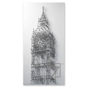 الحديث لندن بيغ بن دبابيس الفن اللوحة التجارية