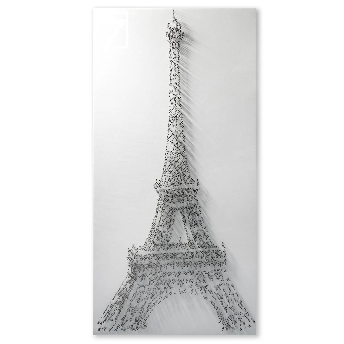 Decorative Picture Paris Eiffel Tower Pins Art