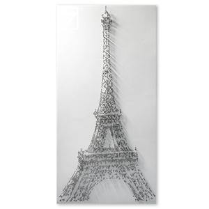 Decorative Picture Paris Eiffel Tower Pins Art