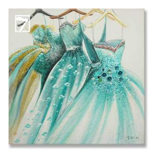 Affordable Art Pretty Dress Picture