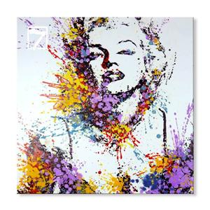 Modern Art Prints Movie Star Marilyn Monroe