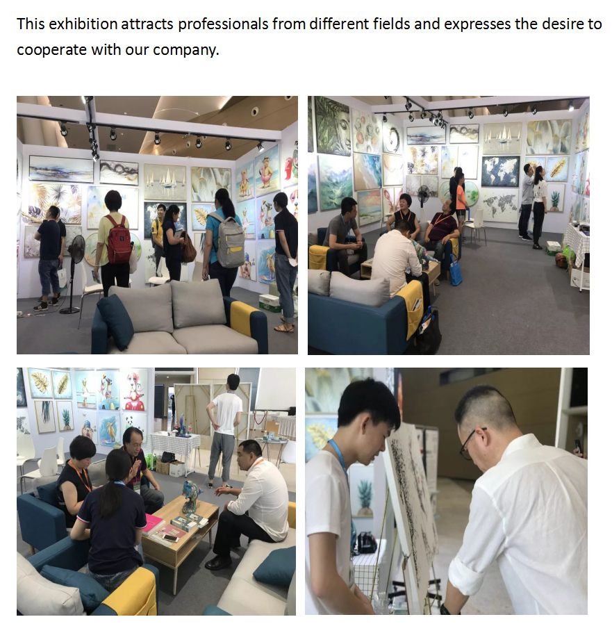 Tradeshow review: 7WallArts - HSED -Hotel Supplies and Engineering Design Expo
