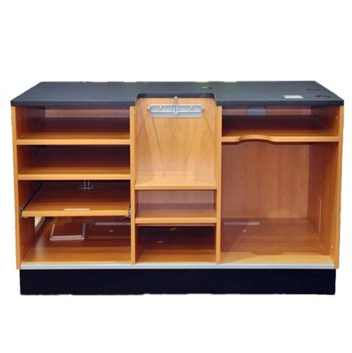 Wood Cash Desk