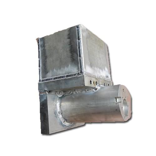 Welded Aluminum Part