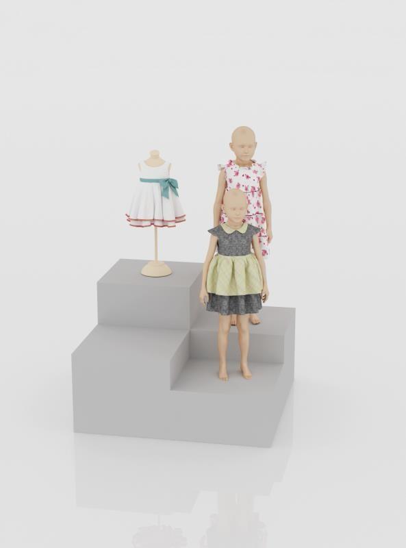 Mannequin Stands