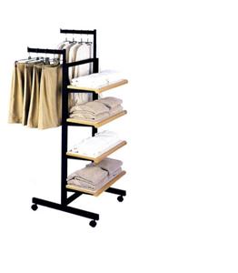 Multifucational Garment Rack
