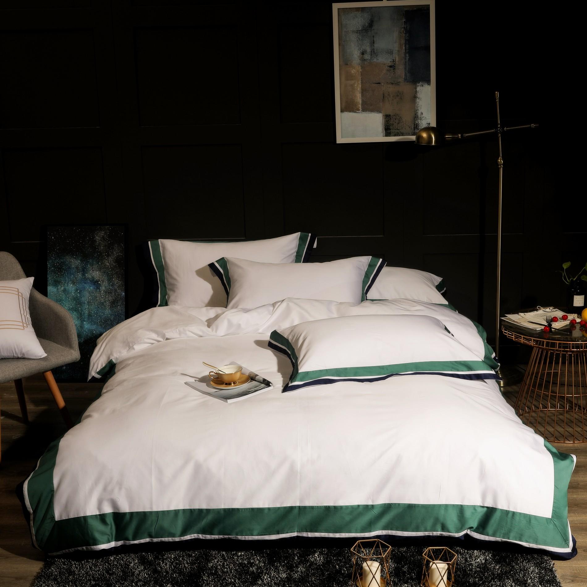 Cotton Bed Sheets Set