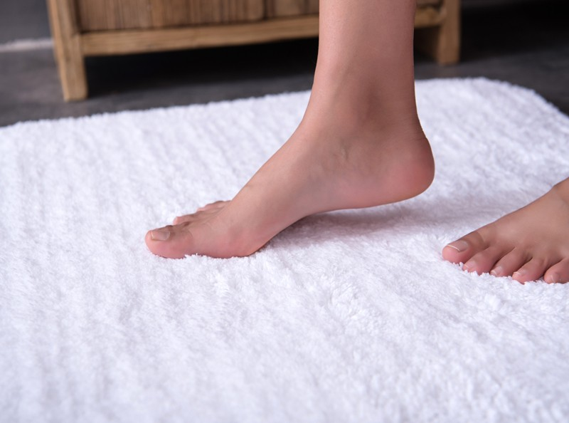 Terry Cotton Bath Rug Manufacturers, Terry Cotton Bath Rug Factory, Supply Terry Cotton Bath Rug